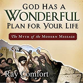 God Has a Wonderful Plan for Your Life audiobook cover art