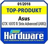 ASUS GeForce GTX 1070 Ti STRIX A8G Gaming - 10