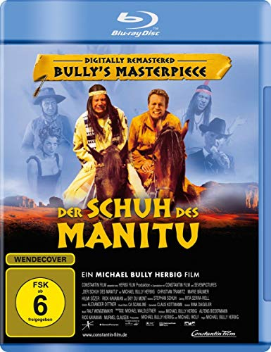 Der Schuh des Manitu - Digitally Remastered [Blu-ray]