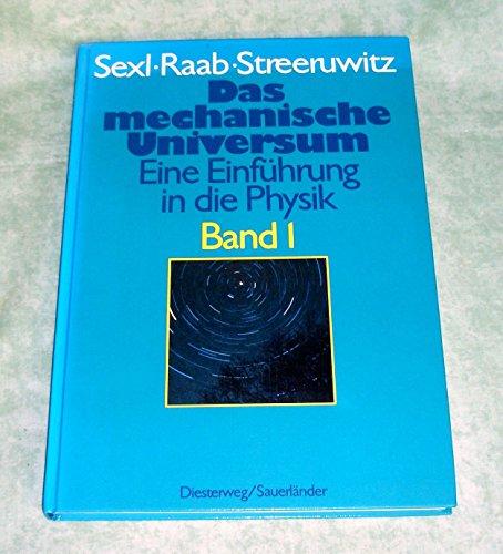 Eine Einführung in die Physik / Das mechanische Universum