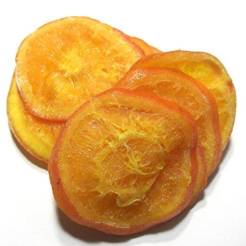 ドライオレンジ (スライス) - タイ産 ケーキなどお菓子作りに最適 (500g)