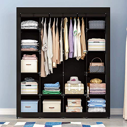 Our #5 Pick is the AOOU Portable Closet Organizer