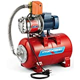Pedrollo Self Priming Electric Water Pump Pressure Set 24Lt JCRm2A-24CL 1,5Hp 240V