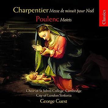 Charpentier: Messe de minuit pour Noël - Poulenc: Motets & Salve Regina