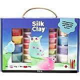 Set Silk Clay® con argilla in colori assortiti, 1 set