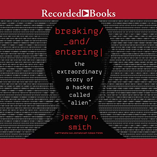 Breaking and Entering audiobook cover art