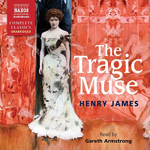 The Tragic Muse audiobook cover art