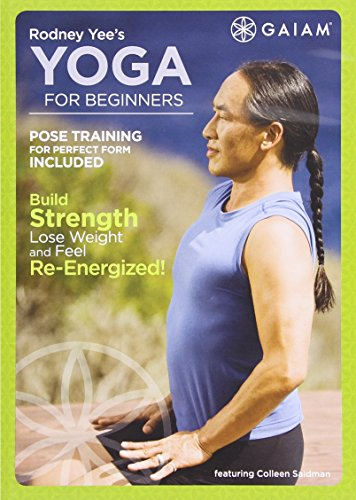 Rodney Yee's Yoga for Beginners (Packaging May Vary)