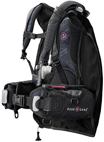Aqua Lung Zuma Travel BCD (Midnight Pink, 2XS/XS)