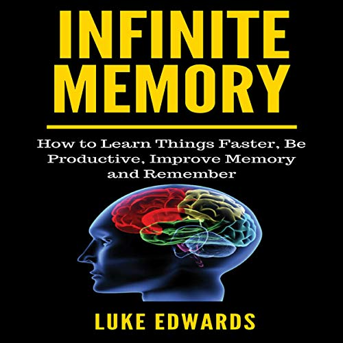 Infinite Memory audiobook cover art