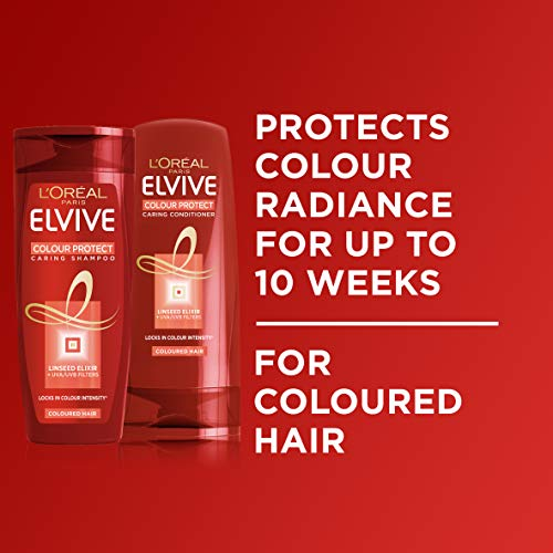 L'Oreal Elvive Colour Protect Conditioner for Coloured Hair,