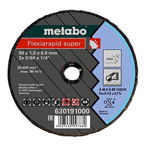 Metabo 630194000 Kleintrennscheibe 76x2,0x6 mm