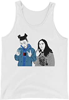 Babes /& Gents G Herbo GHerbo White Tank Top Unisex