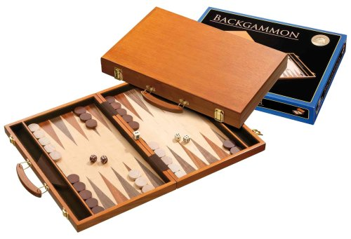 Philos Backgammon Koffer Ithaka