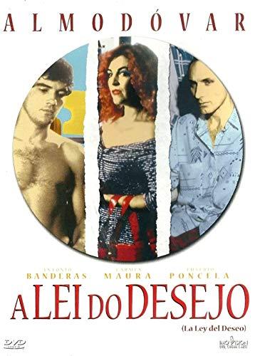 A Lei do Desejo - ( La Ley Del Deseo ) Edicao Imovision - Pedro Almodóvar