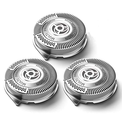 Price comparison product image SH50 Replacement Heads for Philips Norelco Shavers Series 5000,  OEM SH50 / 52 Replace HQ8 Heads