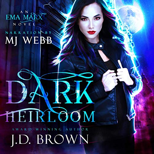 Dark Heirloom: A Vampire Urban Fantasy Titelbild