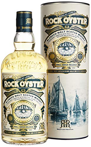Rock Oyster Douglas Laing Small Batch Release mit Geschenkverpackung Whisky (1 x 0.7 l)