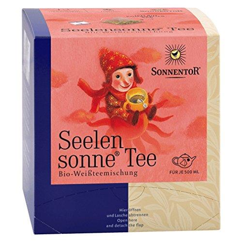 Seelensonne® Weißtee bio Kannenbeutel (30 g)