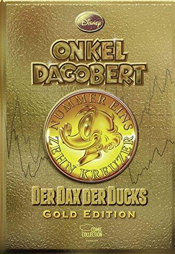 Onkel Dagobert - Der Dax der Ducks: Gold Edition