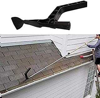 BEIGUA Snow Rakes Roof Gutter Cleaning Tool, Including Cleaning Spoon and Shovel, Can be Used for House Gutter Cleaning.