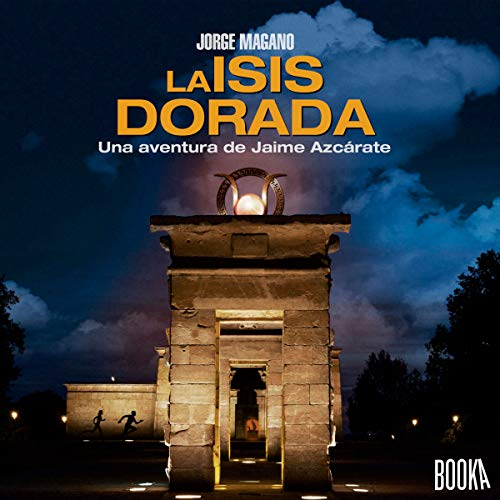 La Isis Dorada audiobook cover art