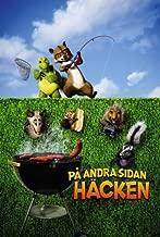 Over the Hedge Movie Poster (27 x 40 Inches - 69cm x 102cm) (2006) Swedish -(Bruce Willis)(Garry Shandling)(Steve Carell)(Shane Baumel)(Thomas Haden Church)