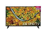 LG - Televisión LG 4K UHD 75006L 50' (126 cm), SmartTV webOS 6.0, Procesador de Imagen 4k Quad Core, Gaming TV, Compatible HDR10 Pro y HLG