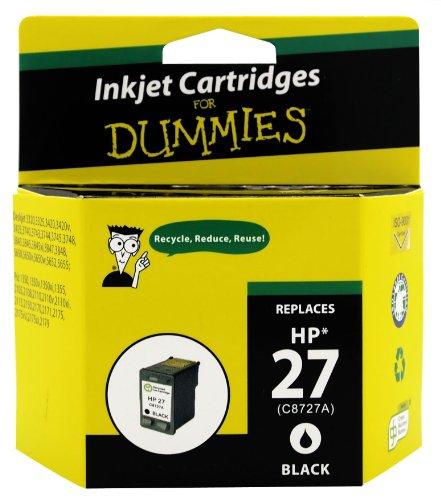 Green Project, Inc. C8727A Inkjet Cartridge Ink - Black