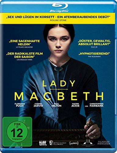 Lady Macbeth [Blu-ray]