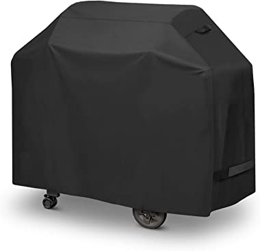 Arcedo 53 Inch Grill Cover Heavy Duty Waterproof, 3-4 Burner BBQ Grill Cover, Outdoor Gas Propane Grill Cover, Fade Resistant