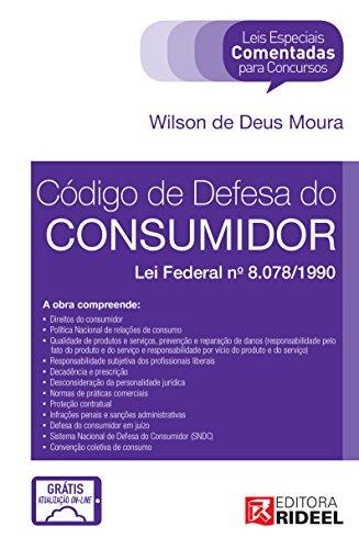 Leis Especiais Comentadas - Código de Defesa do Consumidor