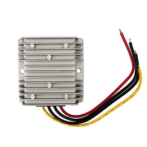 SUPERNIGHT DC DC Buck Converter Wasserdicht Spannung Konverter 36V auf 12V 10A 120W Voltage Converter Adapter Power Supply