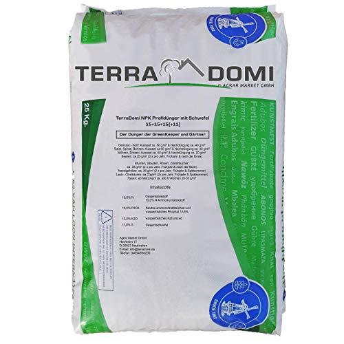 Terra Domi Terra Domi 25 kg NPK Bild