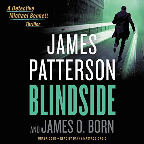 Blindside Audiobook By James Patterson, James O. Born cover art