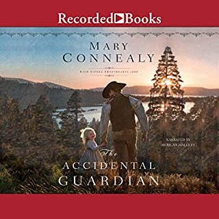 The Accidental Guardian audiobook cover art