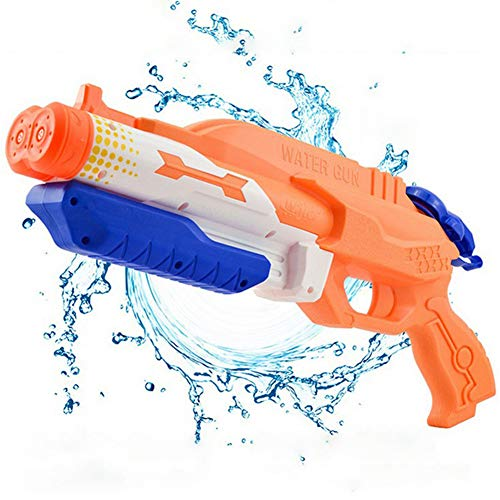 Water Gun Pump, Kids Adult Beach Big Water Gun Toys Sports Game High Pressure Soaker Pump Action Outdoor Toy