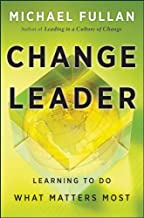 Change Leader: Learning to Do What Matters Most