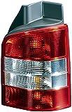 HELLA 2SK 008 579-141 Heckleuchte - Glühlampe - glasklar/rot - rechts