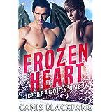 Ice Dragon's Omega: Frozen Heart - A Gay M/M Weredragon Shifter Mpreg Romance (English Edition)
