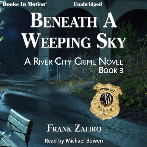 Beneath a Weeping Sky audiobook cover art