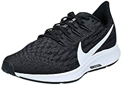 Perforations on upper enhance breathability in forefoot and arch Full-length Zoom Air unit provides a smooth, responsive ride Slimmer design reduces bulk for a comfortable, conforming fit Exposed Flywire cables in the midfoot promote a snug fit at hi...