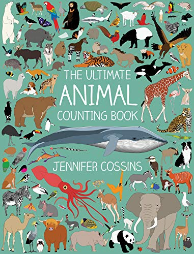 The Ultimate Animal Counting Book (English Edition)
