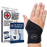 Doctor Developed Premium Copper Lined Wrist Support / Wrist Strap