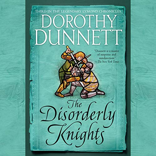The Disorderly Knights audiobook cover art