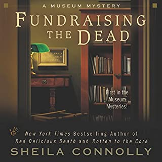 Fundraising the Dead audiobook cover art