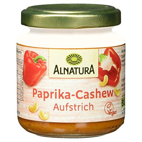 Alnatura Bio Paprika-Nuss Brotaufstrich, 125g