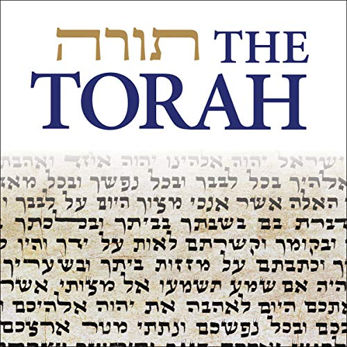 The Torah cover art