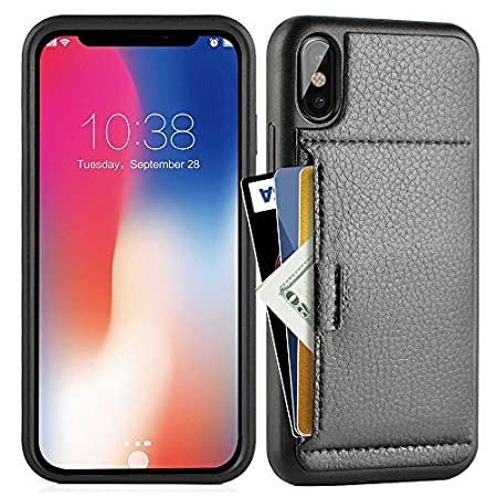 lowest price 78138 9bbb5 Best iPhone X Wallet Cases - Stylish & Secure Cases