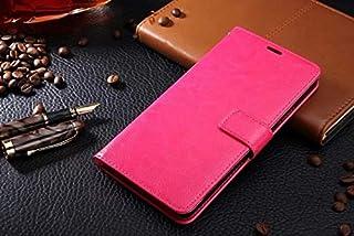 جراب من الجلد الصناعي الفاخر بتصميم محفظة لهاتف Samsung Galaxy Grand Prime G530 - جراب هاتف Samsung G530 G530H G5308W G530...